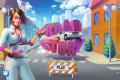 Стартовый экран игры RoadStory