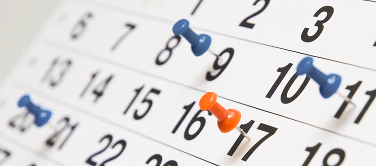 Календарь акций