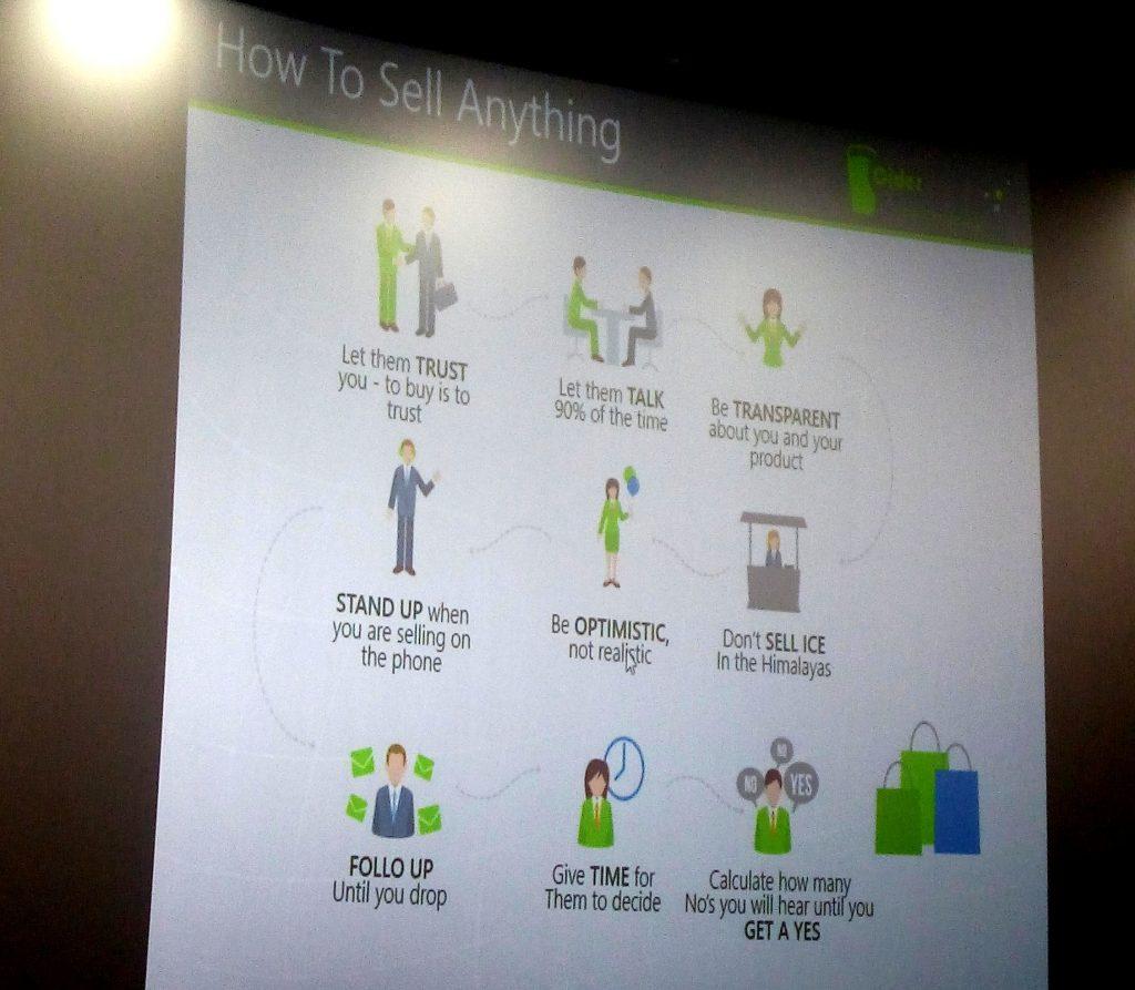 Как продать что угодно
