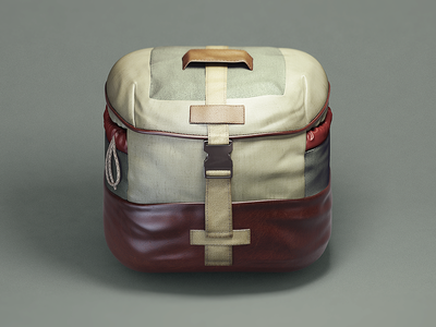 https://dribbble.com/shots/1371986-Backpack-Icon