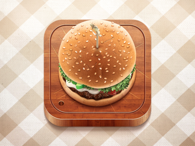https://dribbble.com/shots/1801718-Burger