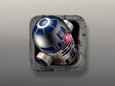 https://dribbble.com/shots/2407757-R2-D2-old-school-icon