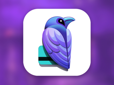 https://dribbble.com/shots/1385403-Raven-App-Icon-PSD