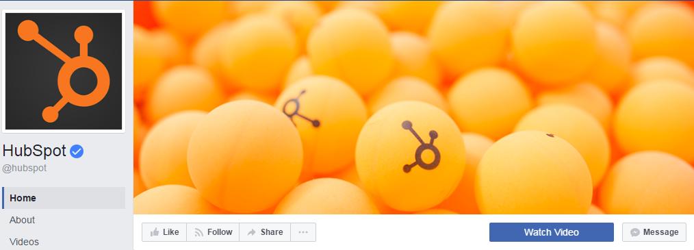 Более 1,3 млн. подписчиков на странице HubSpot
