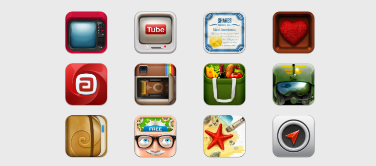 Where to find examples of high-quality icons: 9 reference websites you need to know about