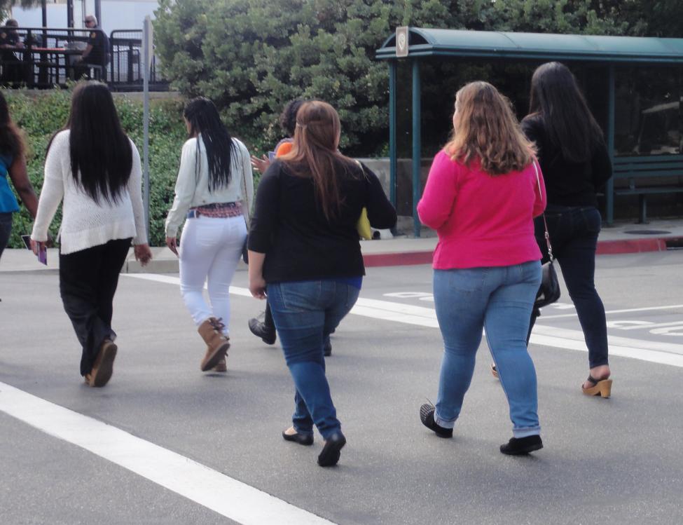 Девчонки в Лос Анджелесе