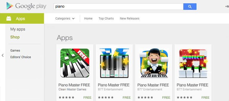 How can an application's icon design affect the number of app downloads?