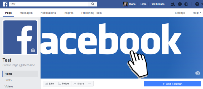 How to make your Facebook cover attract customers to your business page