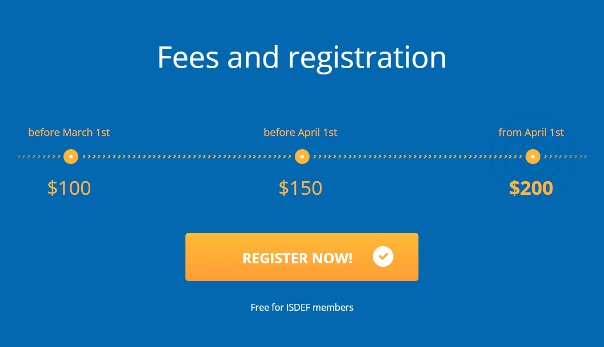 We wanted to increase the number of users registering in advance by using a three-tier pricing structure