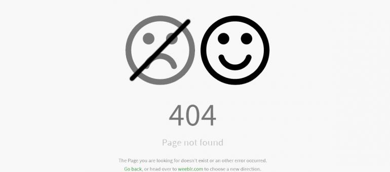 """Загадка: Какая страница на сайте самая незаметная, малоизвестная, НО при этом знакома всем пользователям? Ответ: Cтраница 404 """"Не найдено""""."""