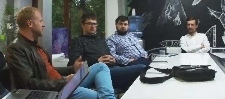 Встреча киевского клуба директоров